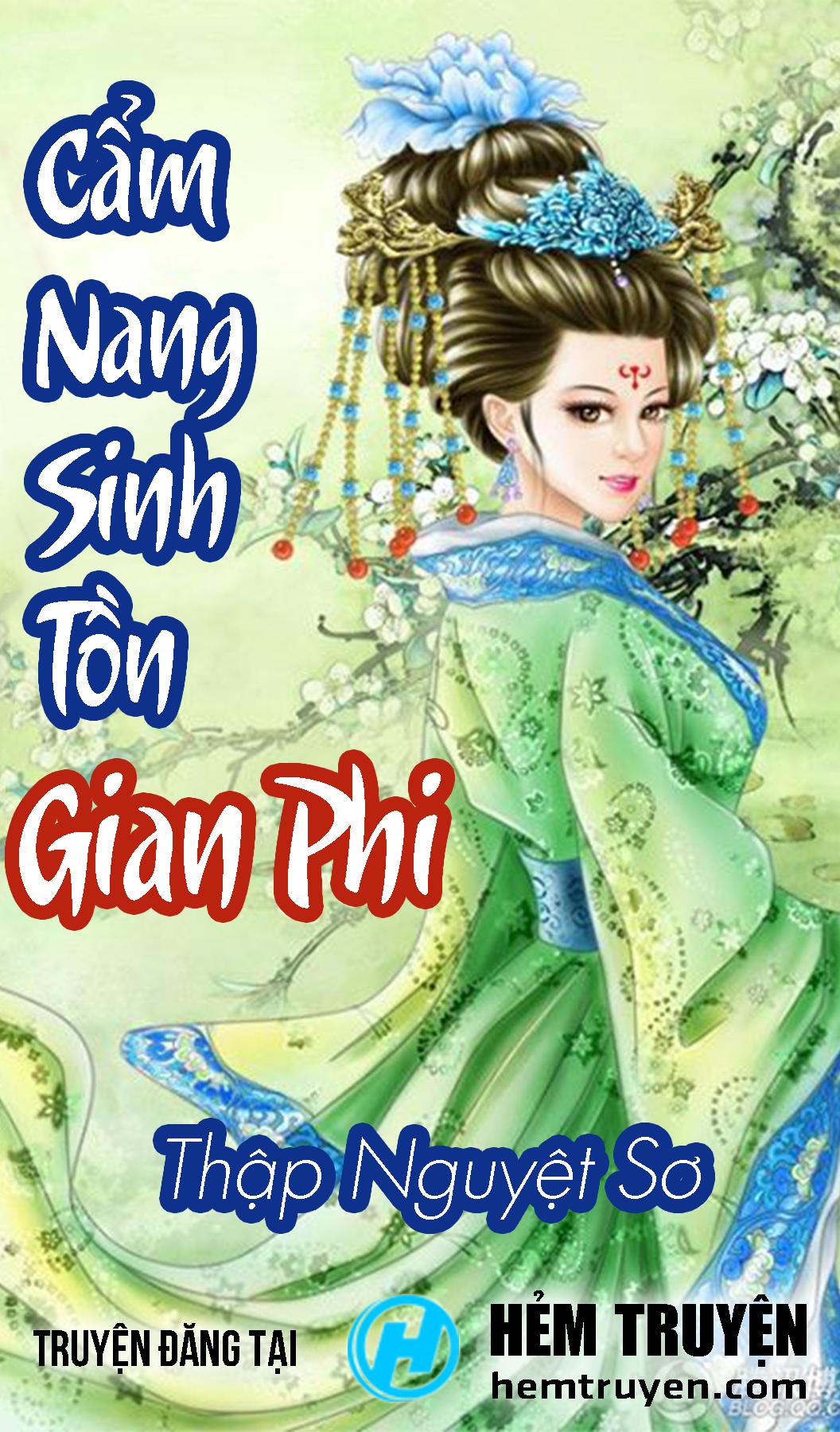 Đọc truyện Cẩm Nang Sinh Tồn Gian Phi của Thập Nguyệt Sơ trên HEMTRUYEN.COM