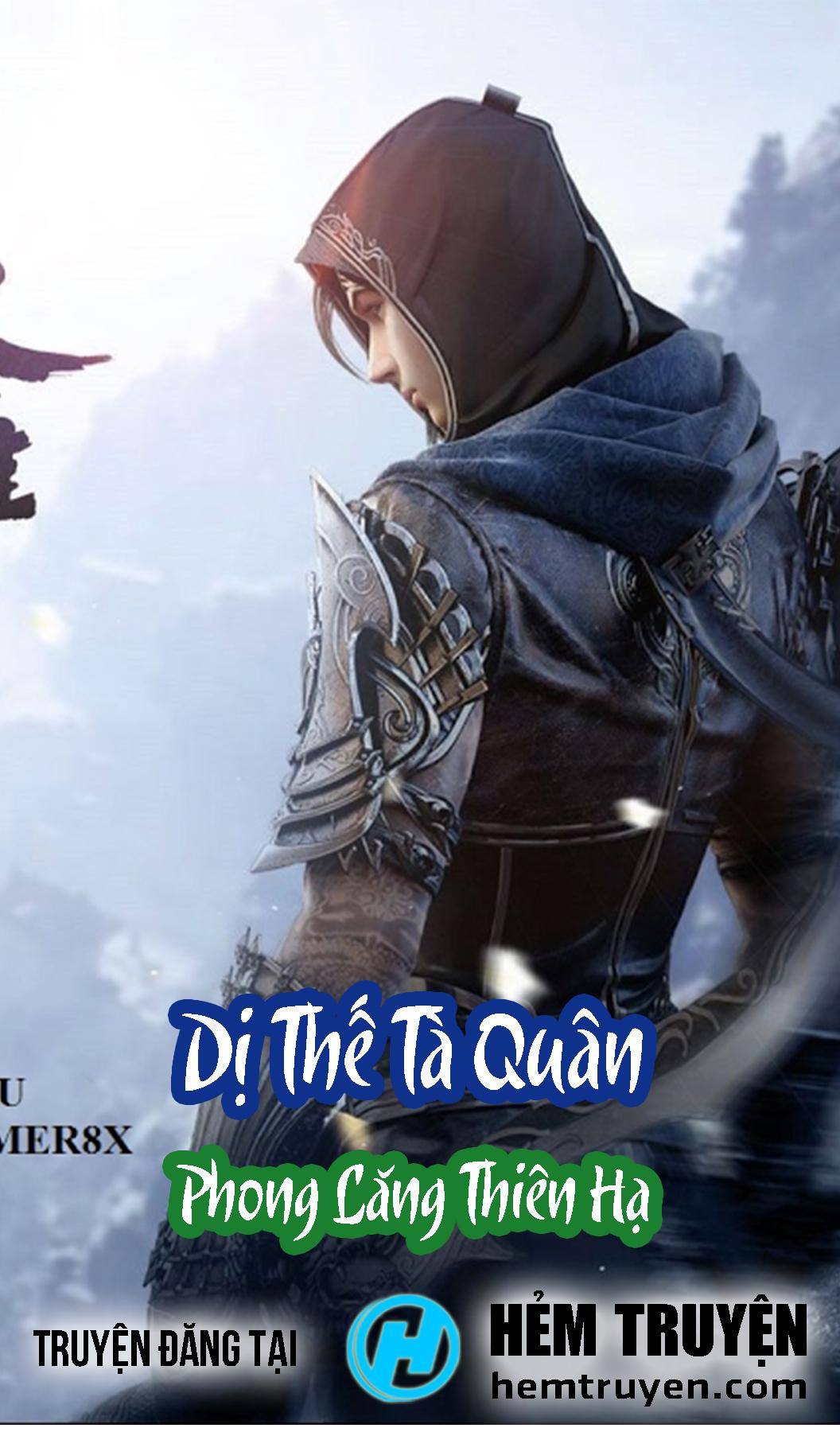 Đọc truyện Dị Thế Tà Quân của Phong Lăng Thiên Hạ trên HEMTRUYEN.COM